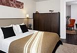 חדרים וסוויטות בעיצוב חדשני עם אבזור עשיר ומפנק